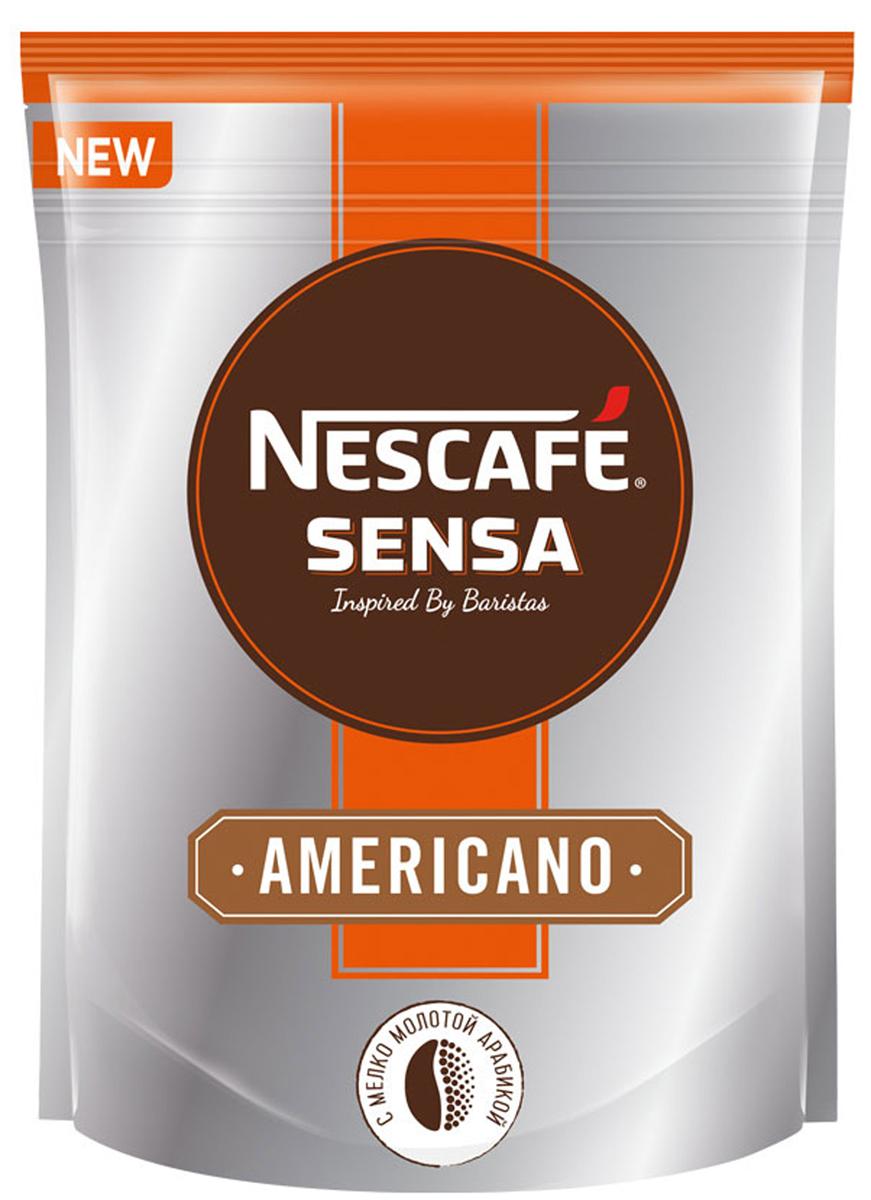 Nescafe Sensa Кофе Американо, 70 г кофе далмаер цена