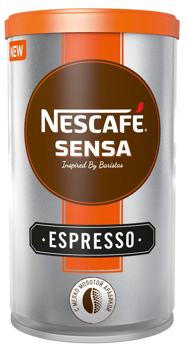 Nescafe Sensa Кофе Эспрессо, 100 г senator barista кофе растворимый 100 г