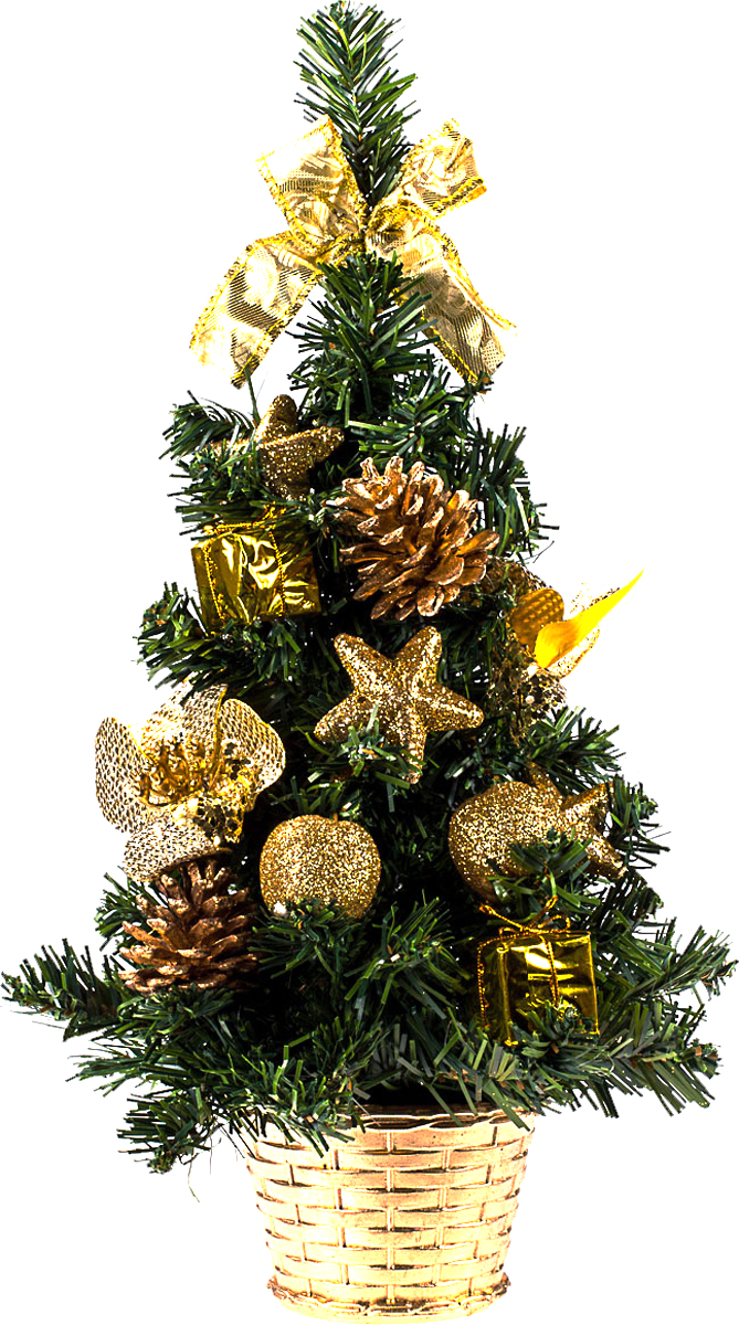 Елка настольная c игрушками Vita Pelle, 40 см. K11EL1933K11EL1933Милая наряженная елочка в корзинке украшена игрушками и мишурой. Она будет уместна и дома, и в офисе. Она преобразит пространство, подарив праздник и новогоднее настроение. Небольшой размер елочки позволит разместить ее где угодно.