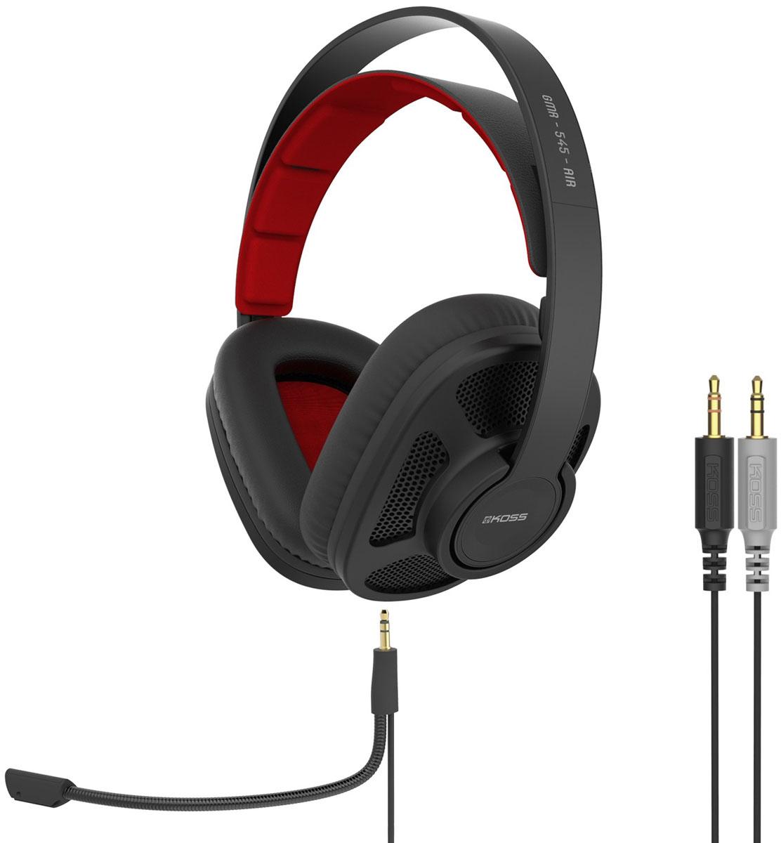 Koss GMR-545-AIR игровые наушники tritton ark 100 stereo headset black игровые наушники для ps 4