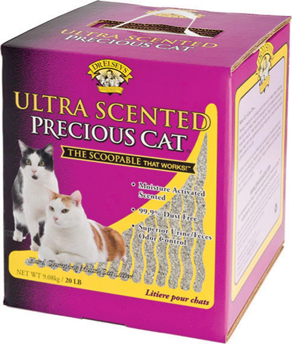 Наполнитель Dr.Elsey's  PC Ultra Snt Cube , комкующийся, ароматизированный, 9,08 кг - Наполнители и туалетные принадлежности