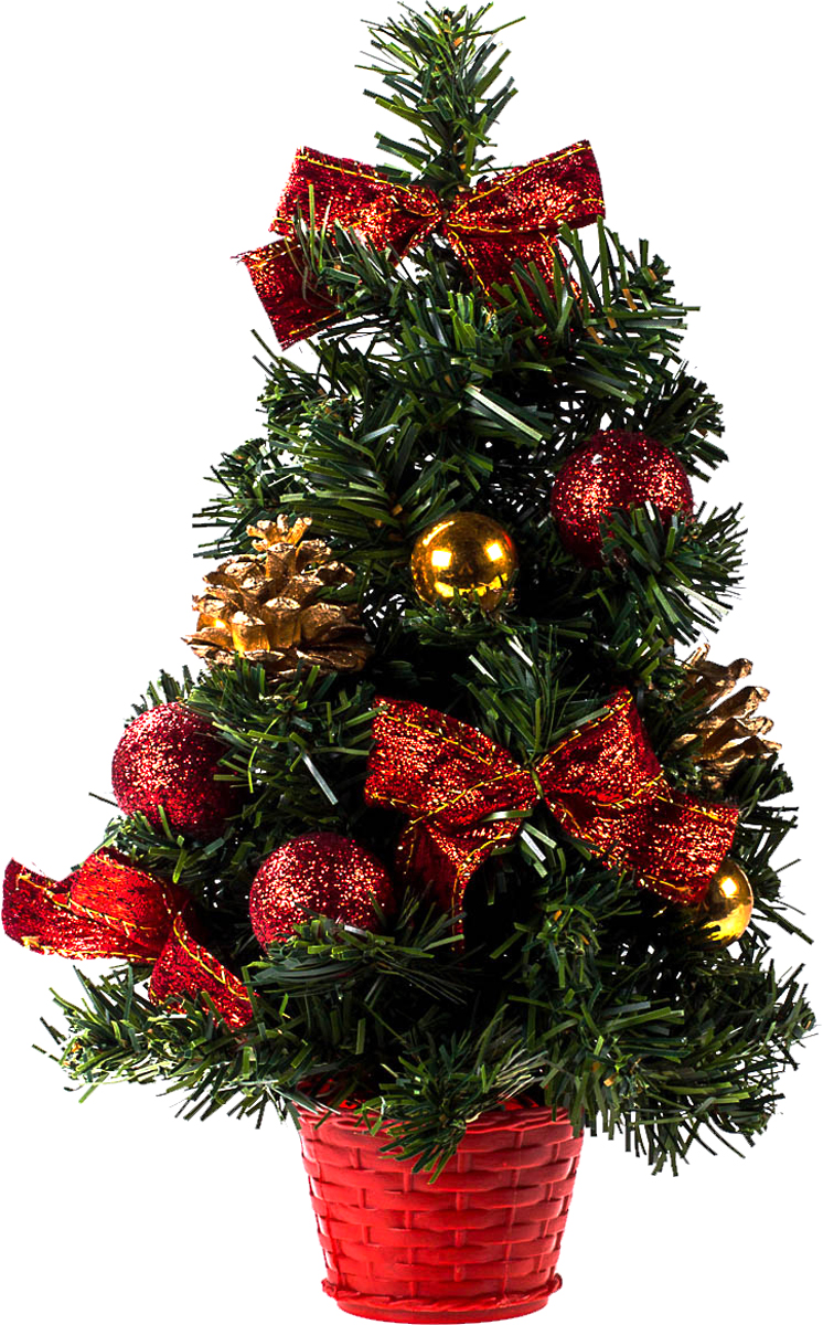 Елка настольная c игрушками Vita Pelle, 30 см. K11EL17013K11EL17013Милая наряженная елочка в корзинке украшена игрушками и мишурой. Она будет уместна и дома, и в офисе. Она преобразит пространство, подарив праздник и новогоднее настроение. Небольшой размер елочки позволит разместить ее где угодно.
