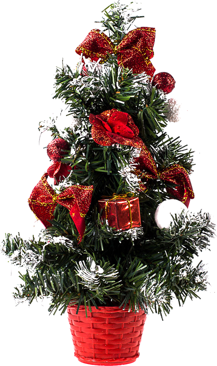 Елка настольная c игрушками Vita Pelle, 30 см. K11EL17018K11EL17018Милая наряженная елочка в корзинке украшена игрушками и мишурой. Она будет уместна и дома, и в офисе. Она преобразит пространство, подарив праздник и новогоднее настроение. Небольшой размер елочки позволит разместить ее где угодно.