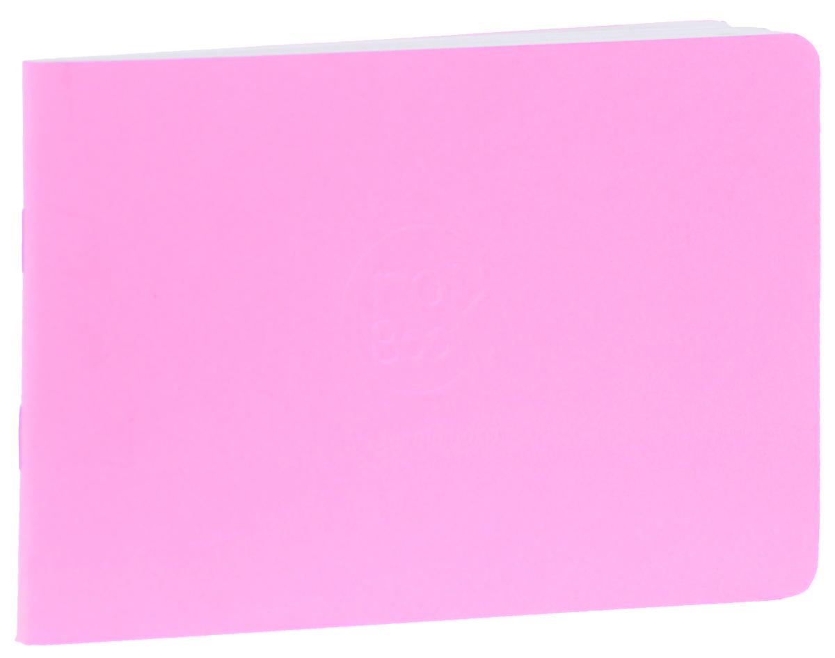 Блокнот Clairefontaine Crok Book, цвет обложки: розовый, 17 х 11 см, 24 листа6034СБлокнот Clairefontaine Crok Book для эскизов, заметок, чертежей и рисунков. Характеристики:Блокнот на скобах.Плотность 90гр/м2.Формат листов 17 х 11 см.Цвет бумаги: белый.