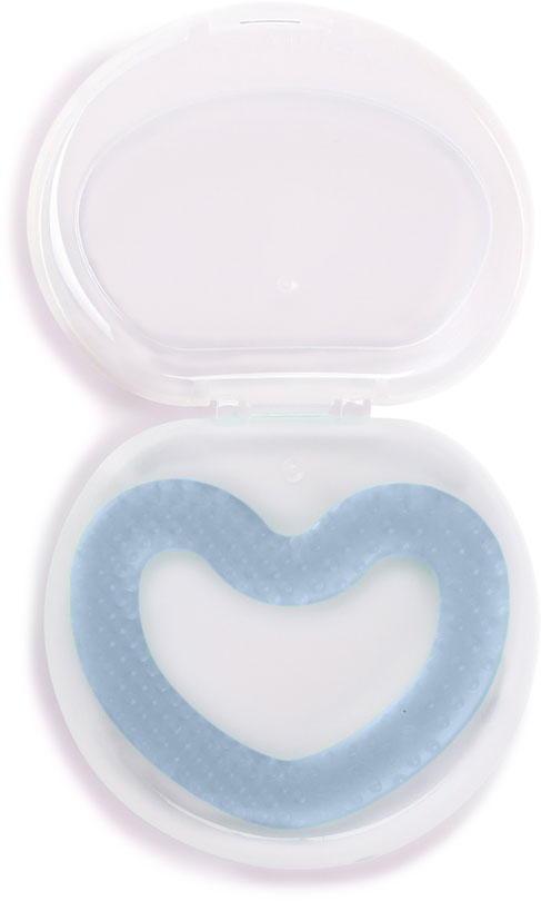 Suavinex Прорезыватель от 0 месяцев цвет голубой