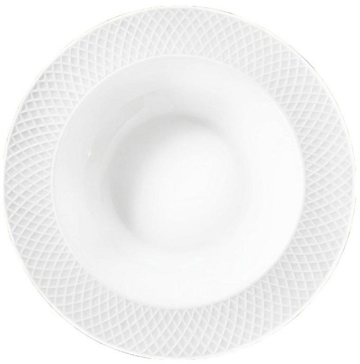 Набор Wilmax: тарелка глубокая 22,5 см, 6 штWL-880102-JV / 6CЭтот изящный набор фарфоровой посуды от Wilmax порадует вас элегантностью дизайна, классическими формами и практичностью изделий.