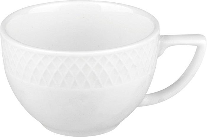 Набор Wilmax: чашка для капучино 170 мл и блюдце, 6 парWL-880106-JV / 6CКрасивые и элегантные кружки и блюдца Wilmax для наслаждения ароматным кофе или капучино!