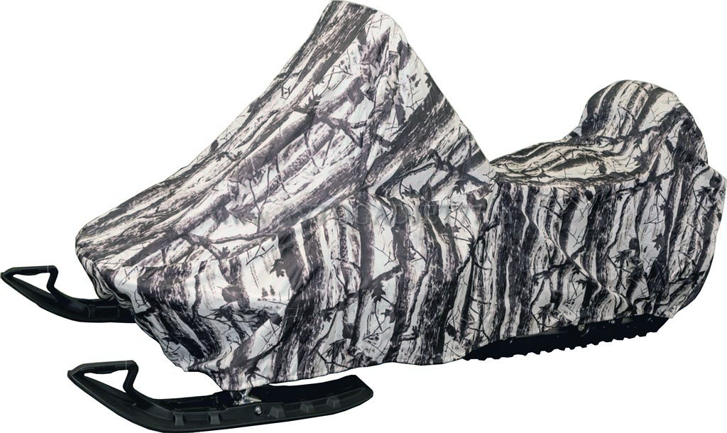 Чехол AG-brand, для хранения снегохода Ski-Doo SKANDIC SWT 600, цвет: белый, серыйAG-BRP-SMB-SK600-SC-WFЧехол для хранения снегохода Ski-Doo SKANDIC SWT 600. Изделие выполнено из прочной влагоотталкивающей ткани плотностью 240 Den, с применением армированных ниток. По нижней кромке чехла вшита плотная резинка, обеспечивающая надежную фиксацию на снегоходе.