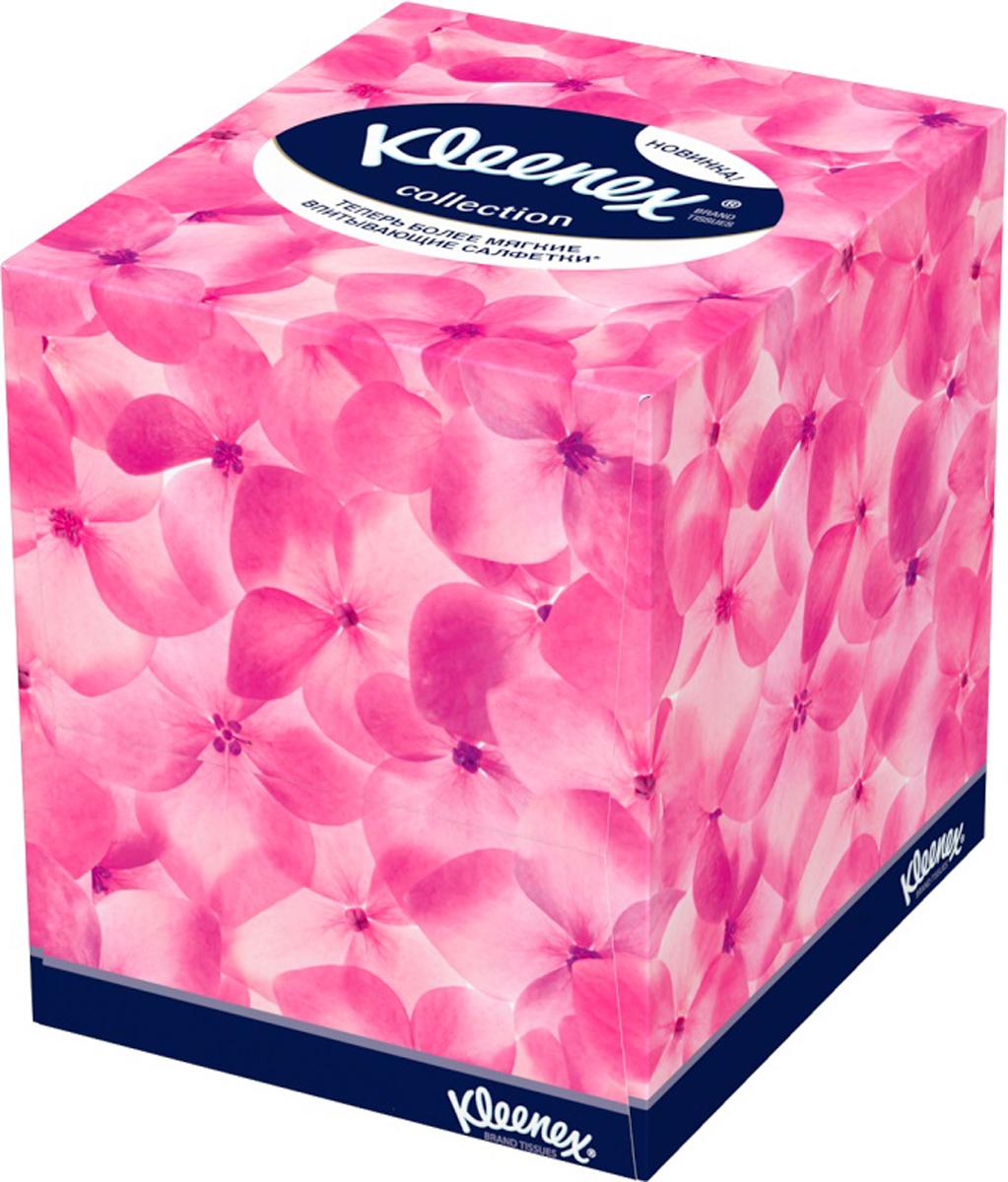 Салфетки универсальные Kleenex Collection, двухслойные, 21,6 х 21,6 см, 100 шт (упаковка розовые цветы)9480500_розовые цветыДвухслойные, мягкие, гигиенические салфетки Kleenex Collection изготовлены из высококачественного, экологически чистого сырья - 100% первичной целлюлозы. Салфетки обладают большой впитывающей способностью. Не вызывают аллергию, не раздражают чувствительную кожу. Благодаря уникальной мягкости, салфетки заботятся о вашей коже во время простуды. Просты и удобны в использовании. Применяются дома и в офисе, на работе и отдыхе. Для хранения салфеток предусмотрена специальная коробочка. Выберите себе настроение! Как всегда разные: яркие и спокойные, задорные и утонченные коробочки с салфетками Kleenex Collection найдут свое место в любом уголке вашей квартиры и добавят в ваш дом теплоты и уюта даже в самый хмурый день. Товар сертифицирован. Размер салфетки: 21,6 см х 21,6 см. Комплектация: 100 шт.
