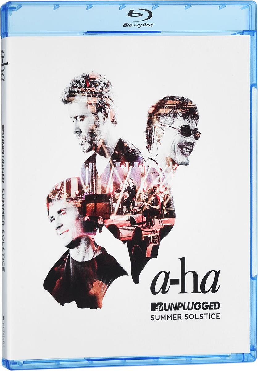 A-ha: MTV Unplugged - Summer Solstice (Blu-ray) the killing 2
