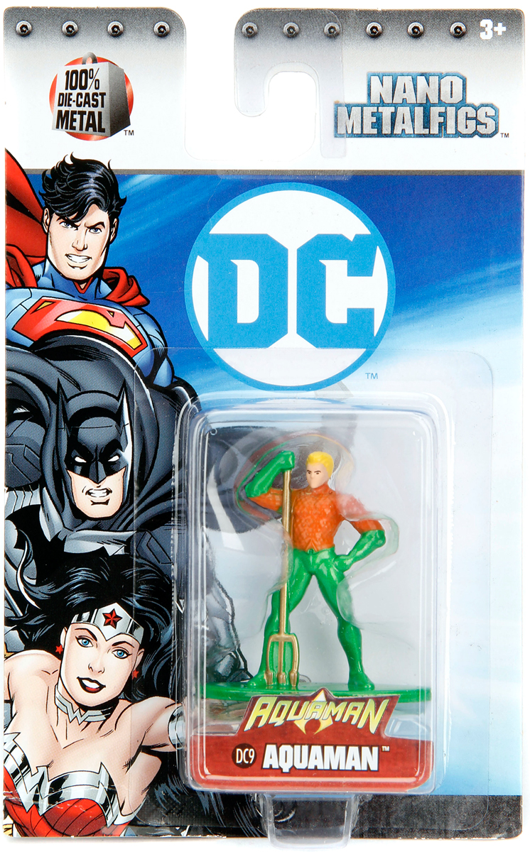 Jada DC ComicsФигурка Aquaman Jada