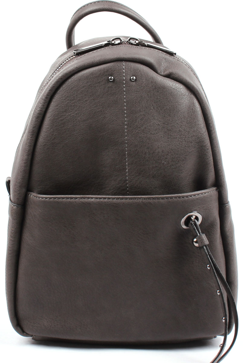 Рюкзак женский Marina Galanti, цвет: серый. 10-217-2
