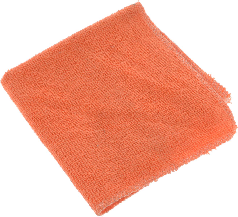 Салфетка автомобильная EvaAuto, универсальная, цвет: оранжевый, 30 х 30 см ваза селадон династия мин 30 х 30 х 56 см