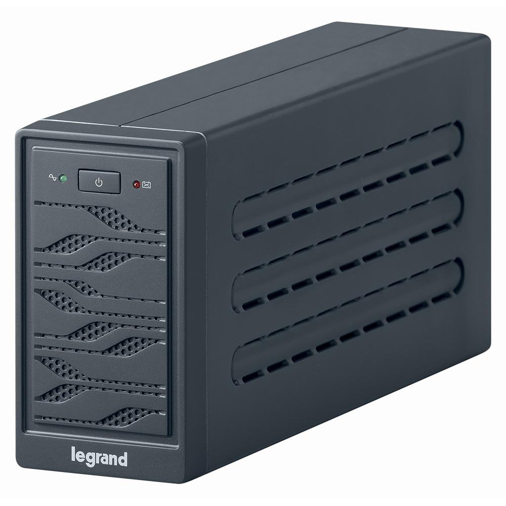 Legrand Niky 800 ВА источник бесперебойного питания с розетками 2К+З источник бесперебойного питания ippon back power pro lcd 600