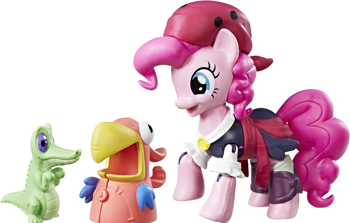 My Little Pony Фигурка Хранители Гармонии Pinkie Pie Pirate hasbro nerf nitro c0774 нерф нитро машинки 3 шт