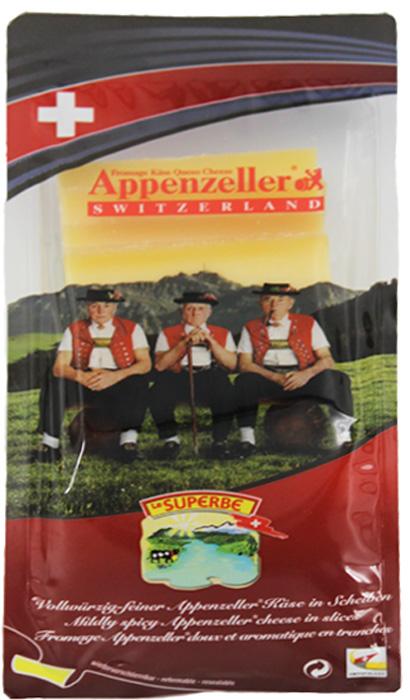 Le Superb Сыр Аппенцеллер, 150 г labeyrie фуа гра утиная 150 г