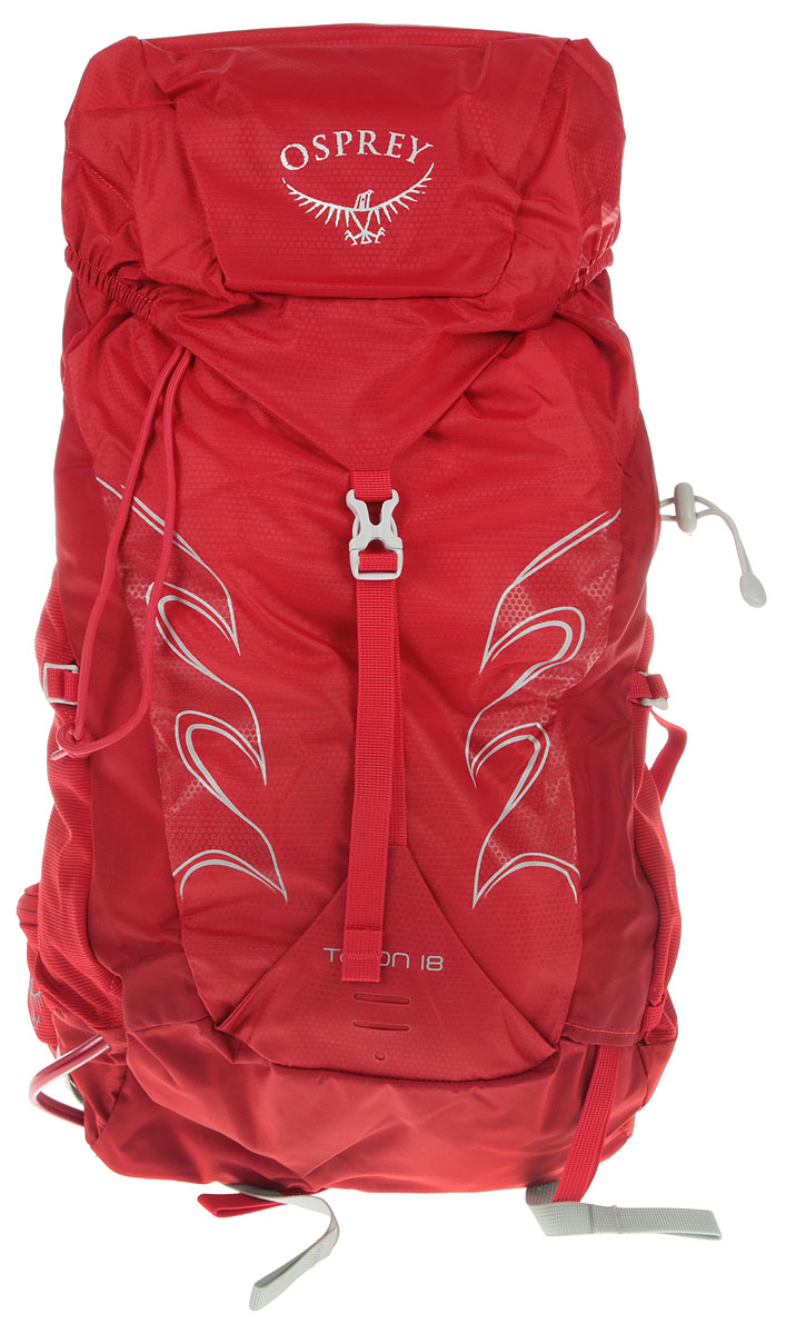 Рюкзак Osprey Talon 18, цвет: красный, 18 л. Размер M/L osprey рюкзак talon 44 s m avatar blue