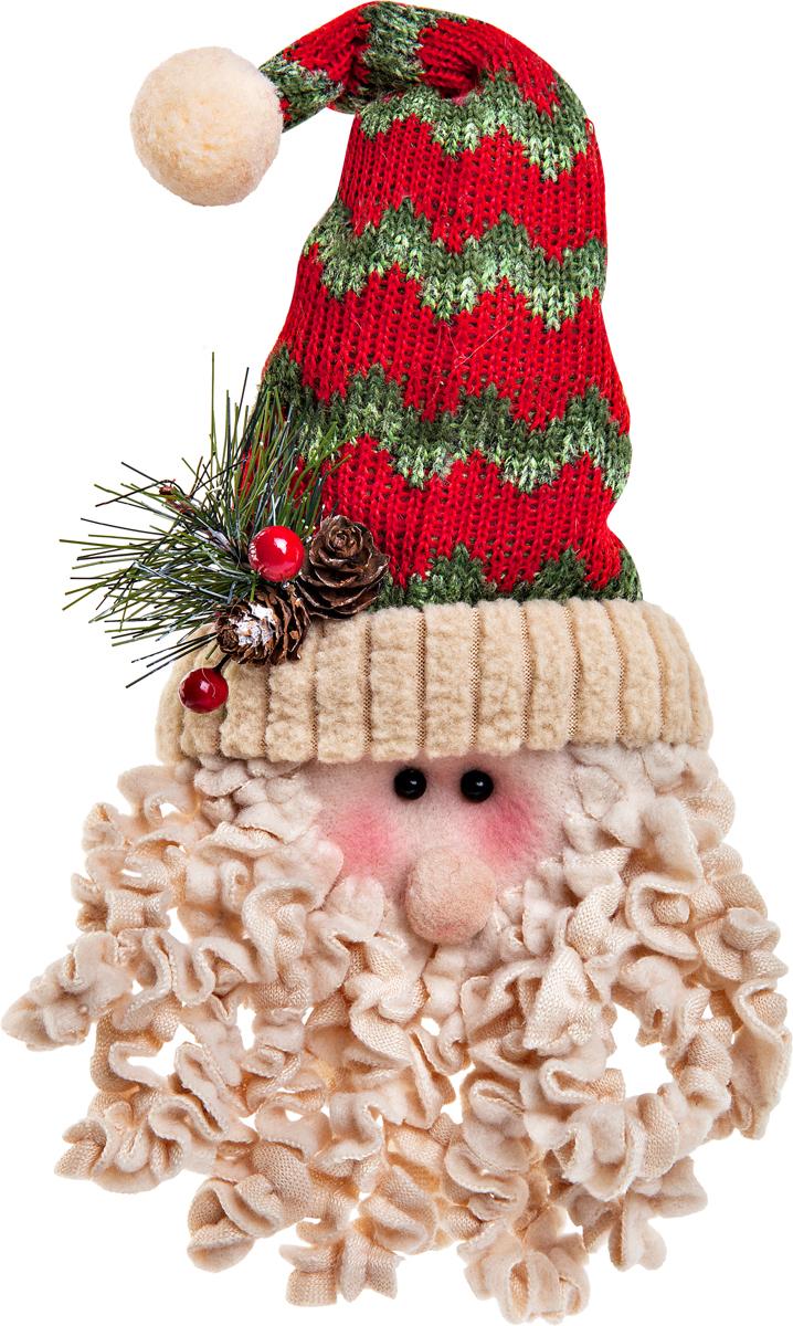 Игрушка новогодняя Mister Christmas Дед Мороз. SP-04-DMSP-04-DMИгрушка новогодняя Mister Christmas Дед Мороз - прекрасное украшение для вашего дома. Изготовлена из комбинированных текстильных материалов, она ярко смотрится и приятна на ощупь. Такая игрушка одинаково хорошо смотрится на елке, под елкой возле подарков, на полочке, столе или другом видном месте вашего дома или офиса. Это прекрасный подарок коллегам, друзьям, близким, а также детям. Сувенир изготовлен из экологически чистых материалов и выпускается ограниченной серией. А нарядная подарочная упаковка позволит вам не беспокоиться о дополнительном оформлении подарка.