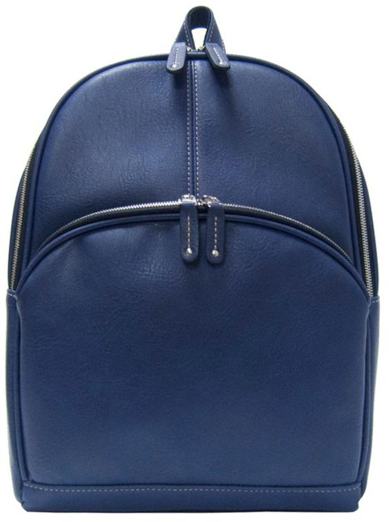 Рюкзак женский Cross Case, цвет: синий. MB-3049 рюкзак женский cross case цвет зеленый mb 3050