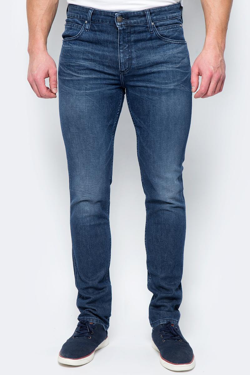 Купить Джинсы мужские Calvin Klein Jeans, цвет: синий. J30J306643_9114. Размер 32 (48/50)
