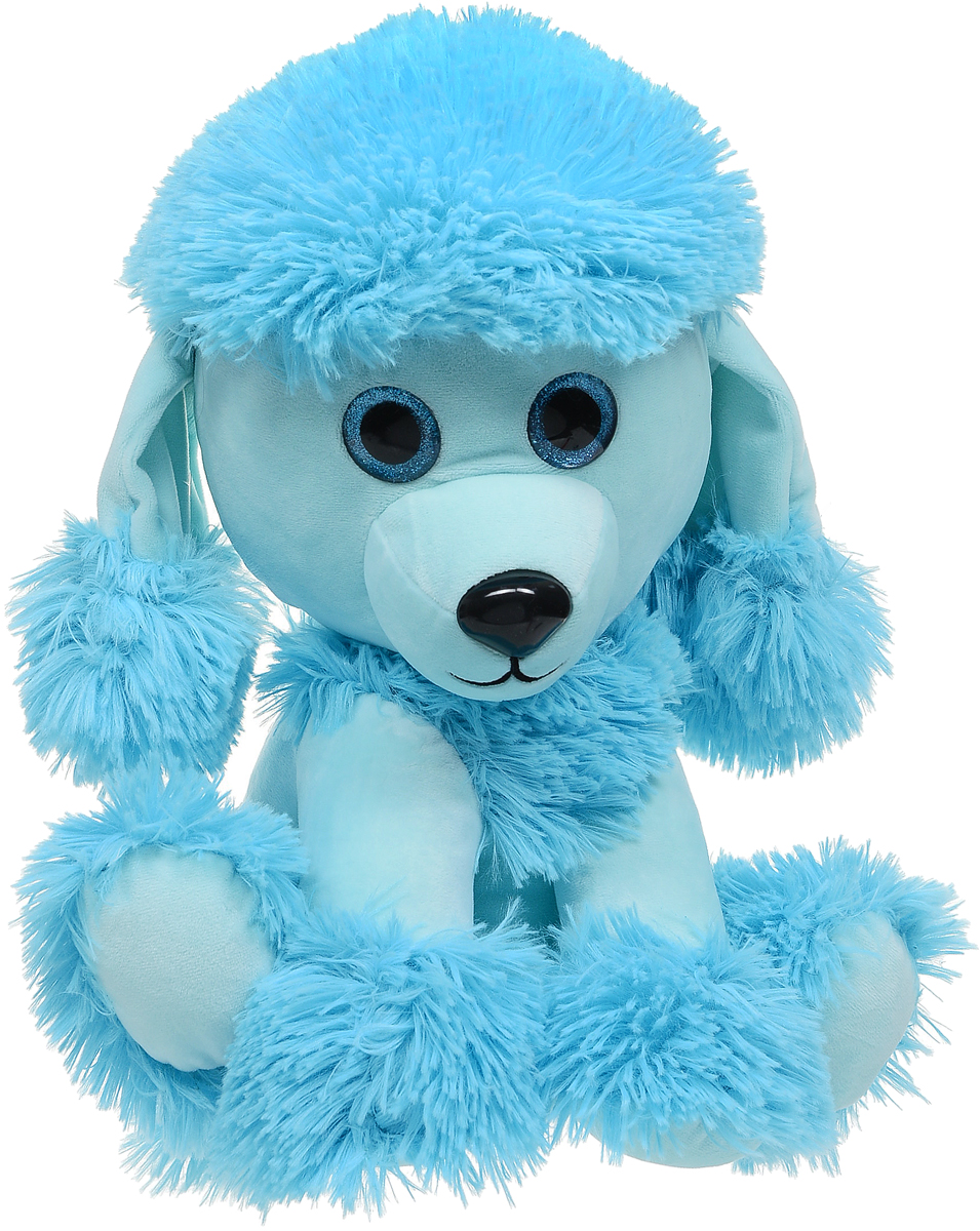 СмолТойс Мягкая игрушка Пудель Одуванчик 40 см 1987/AE/40 смолтойс мягкая игрушка антистресс 31 см 2898 жл 31