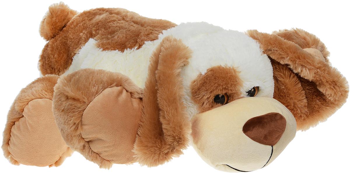 СмолТойс Мягкая игрушка Щенок Рокки 100 см 2056/МЛ/100 мягкая игрушка смолтойс щенок рокки 52 см молочная