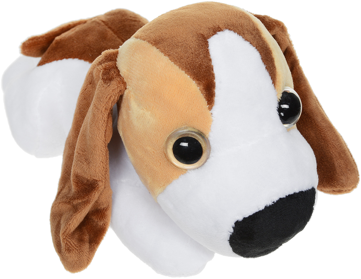Lapa House Мягкая игрушка Собачка цвет светло-коричневый 23 см beanzees мягкая игрушка собачка dee dee 5 см