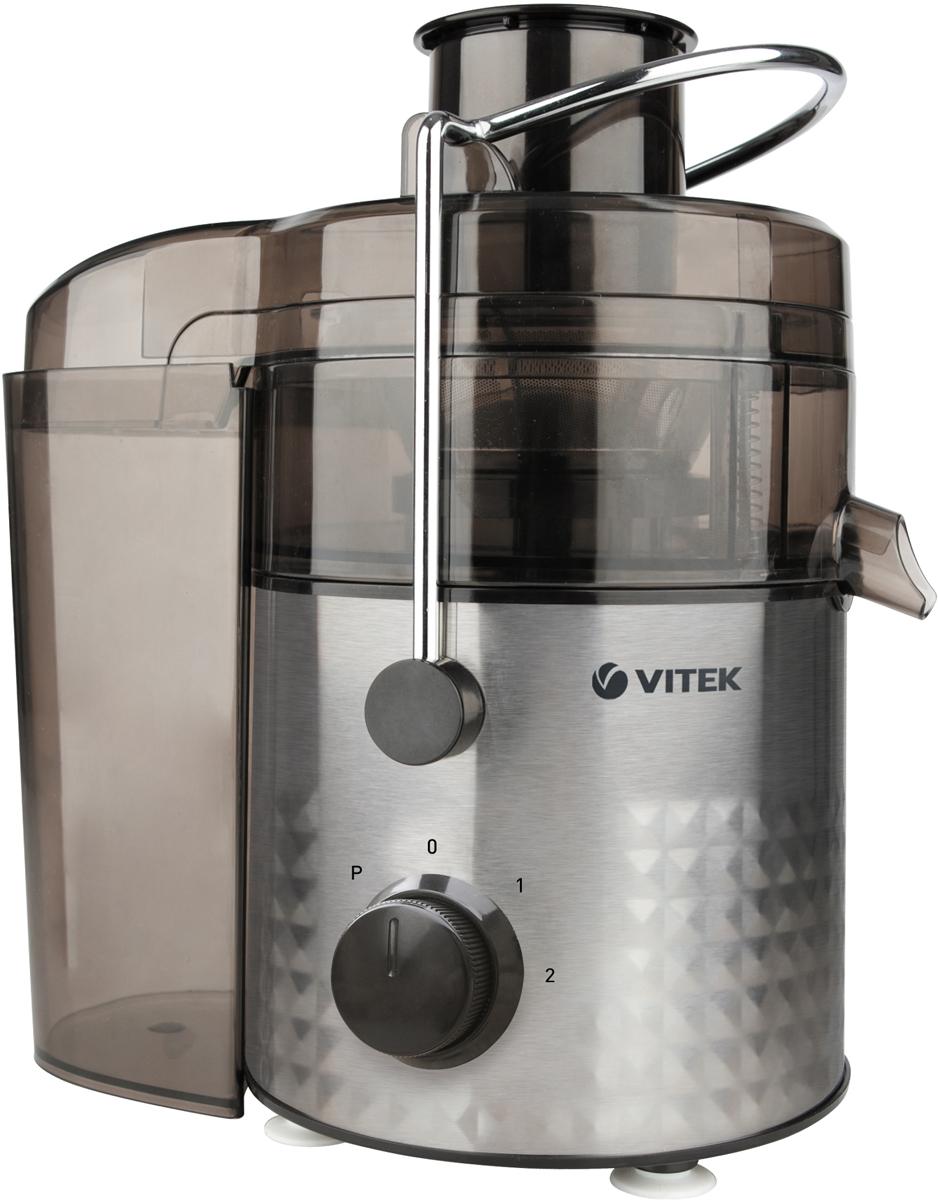 Vitek VT-3658(ST) соковыжималка - Соковыжималки