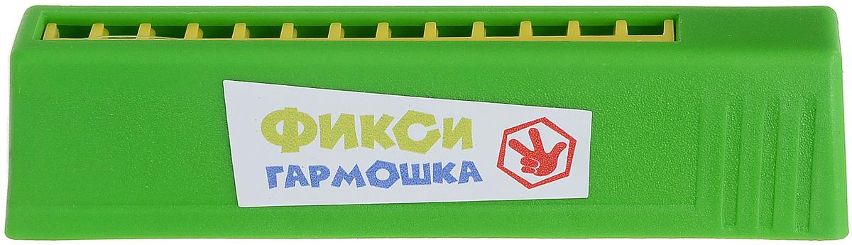 Фиксики Гармошка цвет зеленый загадки книжка гармошка