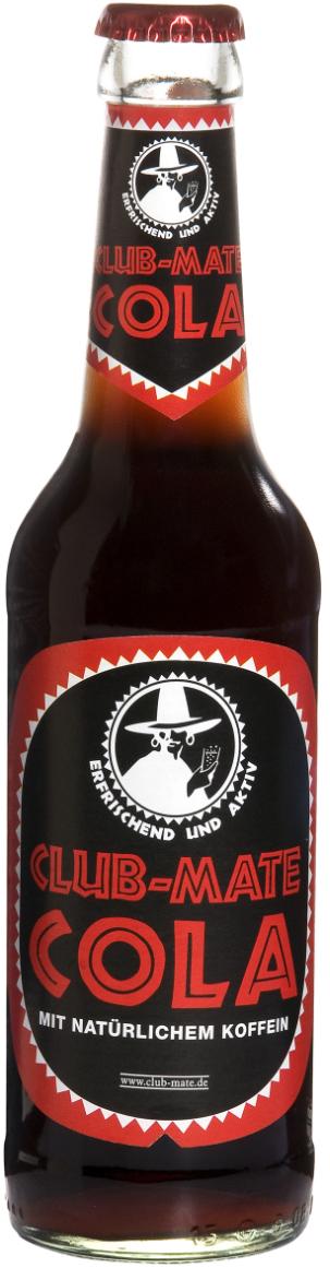 Club-Mate COLA безалкогольный тонизирующий газированный напиток, 330 мл холст 60x90 printio жёлтая собака танграм