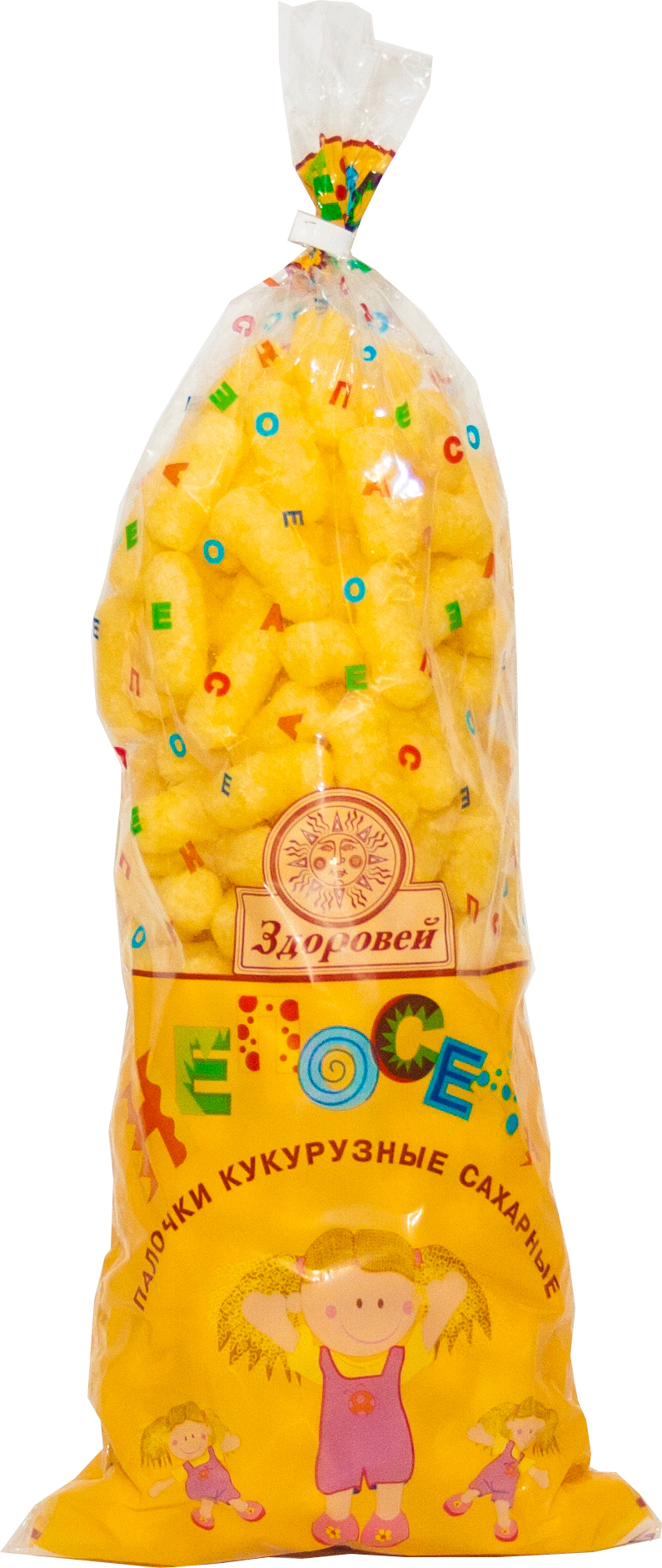 Непоседа палочки сахарные кукурузные, 100 г4607074910318Сладкие хрустящие кукурузные палочки без глютена прекрасно подойдут как для завтрака, так и для перекуса в течение дня для вашего ребенка. Они уже готовы к употреблению, не испортятся даже летом, и их размер подойдет для любого возраста. Даже непоседы-малыши с удовольствием хрустят этими кукурузными палочками. Кукурузные палочки являются любимым лакомством малышей.