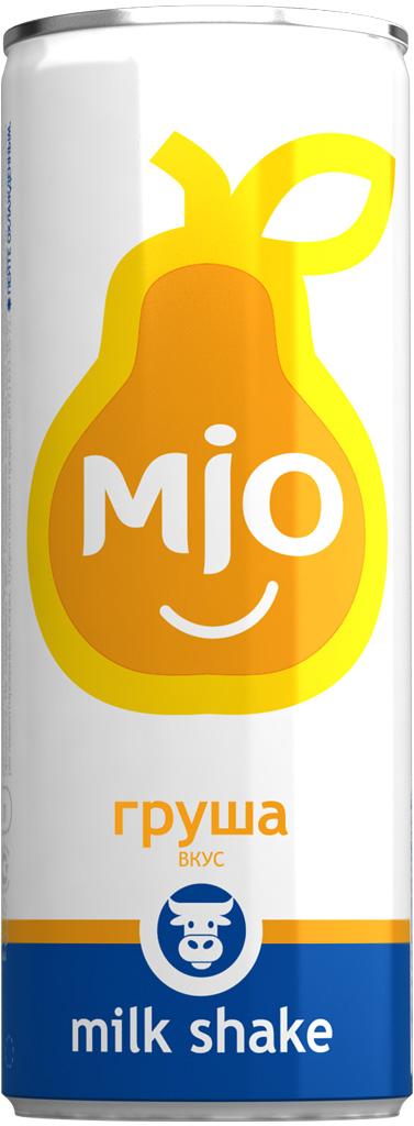 Mio Лимонадный молочный шейк Груша, 330 мл pediasure смесь со вкусом ванили с 12 месяцев 200 мл