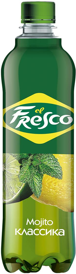Elfresco Лимонад Мохито Классический, 500 мл конильяро тони коктейли алхимия вкуса и аромата