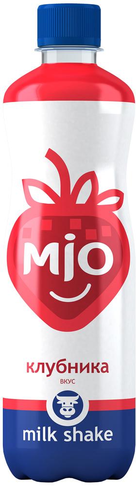 Mio Лимонадный молочный шейк Клубника, 500 мл4610011222290Сладкий газированный напиток со вкусом свежих фруктов и легким оттенком молока, приятно освежает и дарит новые яркие впечатления. Вкусняшка, десерт и лакомство в формате лимонада. Попробуй новые впечатления и зарядись хорошим настроением вместе с MIO!