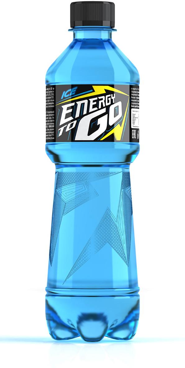 Energy to go Ice Энергетические напиток Ягодный вкус с мятой, 500 мл женские часы go girl only go 694923