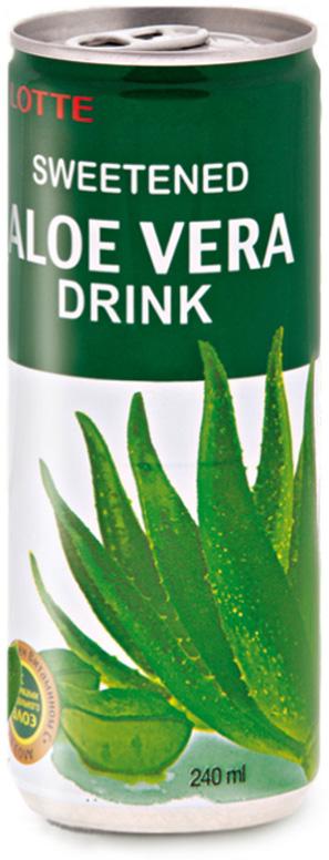 Lotte Aloe Vera напиток безалкогольный негазированный с мякотью алоэ оригинальный, 240 мл lotte aloe vera напиток безалкогольный негазированный с мякотью алоэ со вкусом вишни 240 мл
