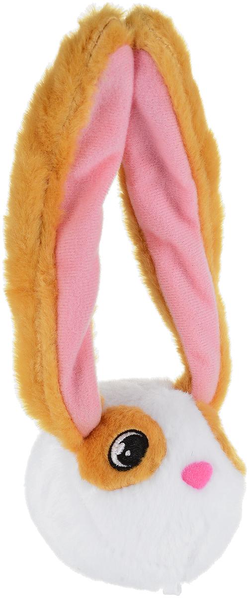 IMC Toys Интерактивная игрушка Кролик Bunnies цвет белый оранжевый