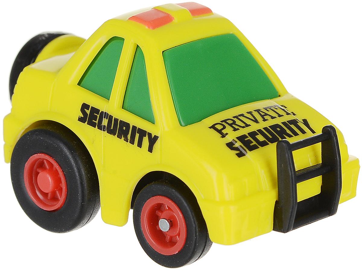 Maisto Машинка Slickers цвет желтый maisto 1952 citroen 15cv 6 cyl 1 18 scale car model alloy toys diecasts