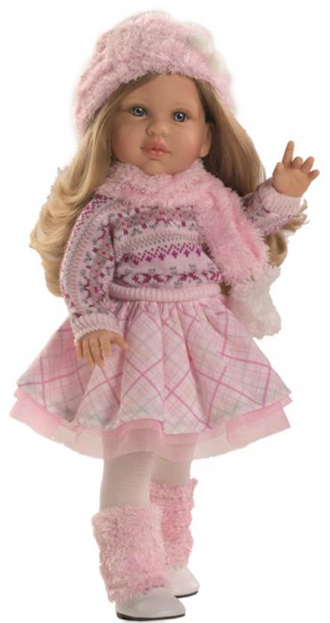 Paola Reina Кукла Одри 42 см paola reina кукла ману 36 см paola reina