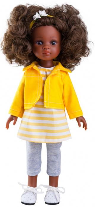Paola Reina Кукла Нора paola reina кукла вики 47 см paola reina