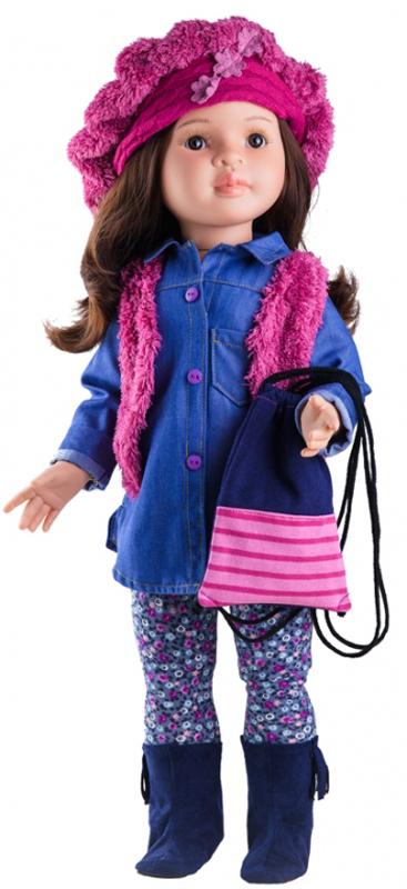 Paola Reina Кукла Лидия 60 см paola reina кукла лаура 60 см paola reina