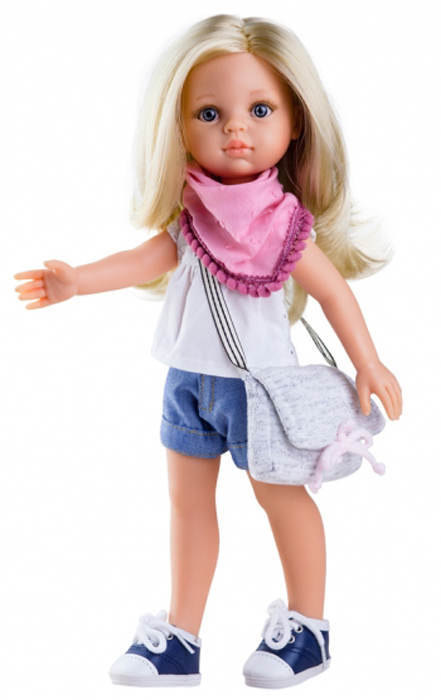 Paola Reina Кукла Клаудия paola reina кукла вики 47 см paola reina