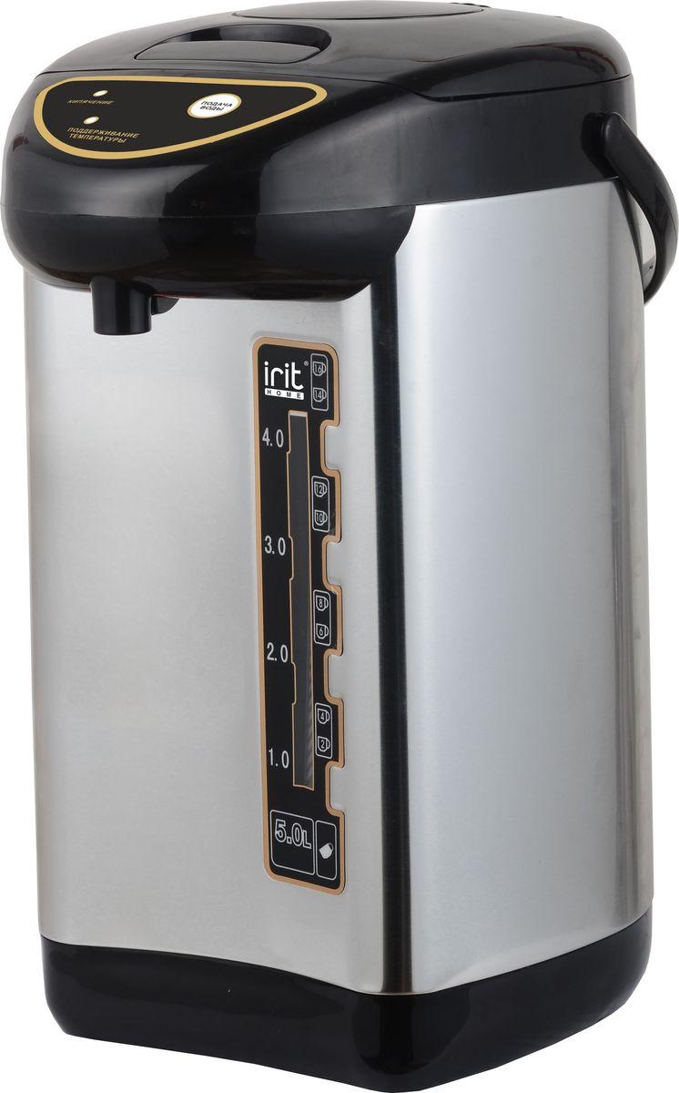 Irit IR-1417, Silver термопот электрический чайник irit ir 1314 silver red
