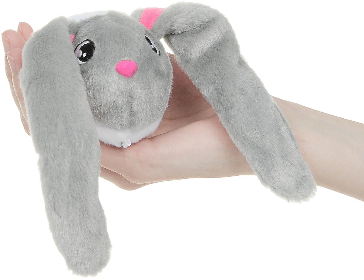 IMC ToysИнтерактивная игрушка Кролик Bunnies цвет белый серый IMC Toys