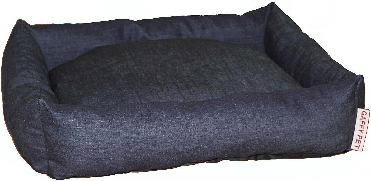 Лежак Gaffy Pet Sofa, цвет: джинсовый, 65 х 55 х 18 см31931040Лежак несомненно порадует вашего питомца. Лежак Gaffy Pet Sofa - универсальная форма для отдыха. Различные ткани и расцветки на любой вкус. Прочные профессиональные ткани.