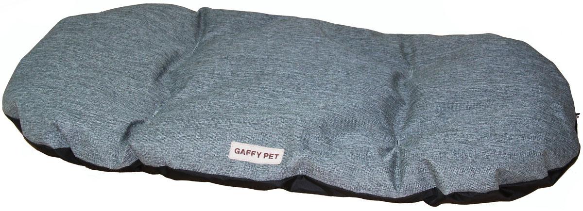 Подушка Gaffy Pet Charcoal, цвет: угольный, 135 х 70 см11083XLПодушка Gaffy Pet Charcoal угольного цвета уместна в любом интерьере. Классическая форма удобна для перемещения и в поездках. Станет личным уголком любимца в квартире. Качественный материал гарантирует четвероногому комфорт и уют.Прочная, не истирается, подвергается любой чистке.