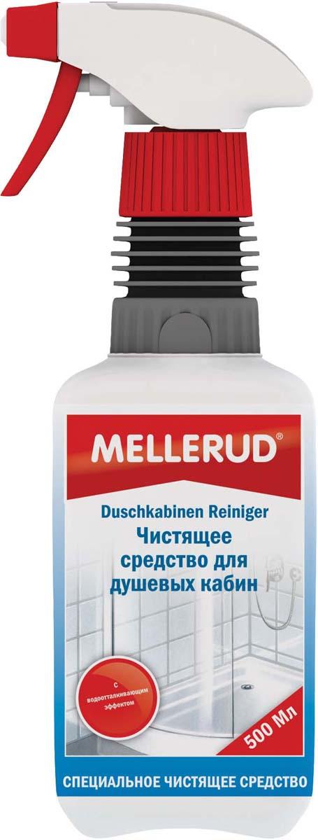 Средство для чистки душевых кабин Mellerud, 500 мл