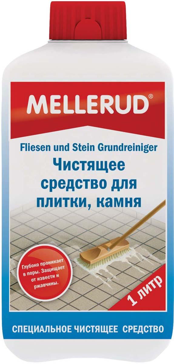 Чистящее средство Mellerud, для плитки и камня, 1 л306Чистящее средство Mellerud - чистит эффективно и бережно. Без проблем удаляет известковый налет, въевшуюся грязь и цементную пыль. Предназначено для чистки плитки, керамических половых покрытий, а также изделий из тонкого и натурального камня, не содержащего известняка - гранита, сланца, кварцита, порфира и базальта. Может применяться также для изделий из высококачественной стали и алюминия. Идеально подходит для чистки плитки на кухне, в душе, ванной, туалете и бассейне, а также для уборки террас и балконов. Содержит фосфорную кислоту и не содержит соляную кислоту.Применение. Поверхность хорошо смочить водой. В зависимости от степени загрязнения продукт равномерно наносится в чистом виде или разводится водой в пропорции 1:5. Не давать высохнуть. В случае необходимости потереть жесткой щеткой. Сполоснуть водой. 1л для 10-15 кв.м в зависимости от характеристик материала поверхности.Внимание. Не применять для плитки и поверхностей, чувствительных к кислотам (содержащий известь натуральный и искусственный камень - мрамор, травертин и некоторые виды гранита). При чистке декоративного бетона и тротуарной плитки поверхность хорошо смочить и нанести средство, разведенное в пропорции 1:5. Рекомендуется пробное применение на незаметном участке.Как выбрать качественную бытовую химию, безопасную для природы и людей. Статья OZON Гид