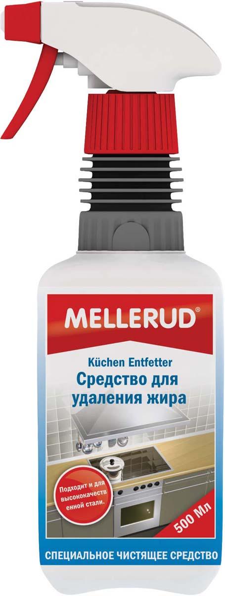 Средство для удаления жира Mellerud, 500 мл314Средство Mellerud, удаляет налет жира и жировую пленку на кухне. Растворяет даже застарелые отложения. Подходит для чистки кухонных шкафов, сервантов, плит, вытяжек и т.д. Полностью обезжиривает поверхность и обеспечивает гигиеническую чистоту.Применение: распрыскивается в чистом виде (при обработке лакированных деревянных поверхностей разбавить водой 1:10). Равномерно распределить с помощью влажной губки или тряпки. Оставить на несколько секунд. Обработать поверхность губкой. Смыть теплой водой.Внимание. Чувствительные поверхности перед началом применения опробовать на незаметном участке. Объем: 500 мл. Как выбрать качественную бытовую химию, безопасную для природы и людей. Статья OZON Гид