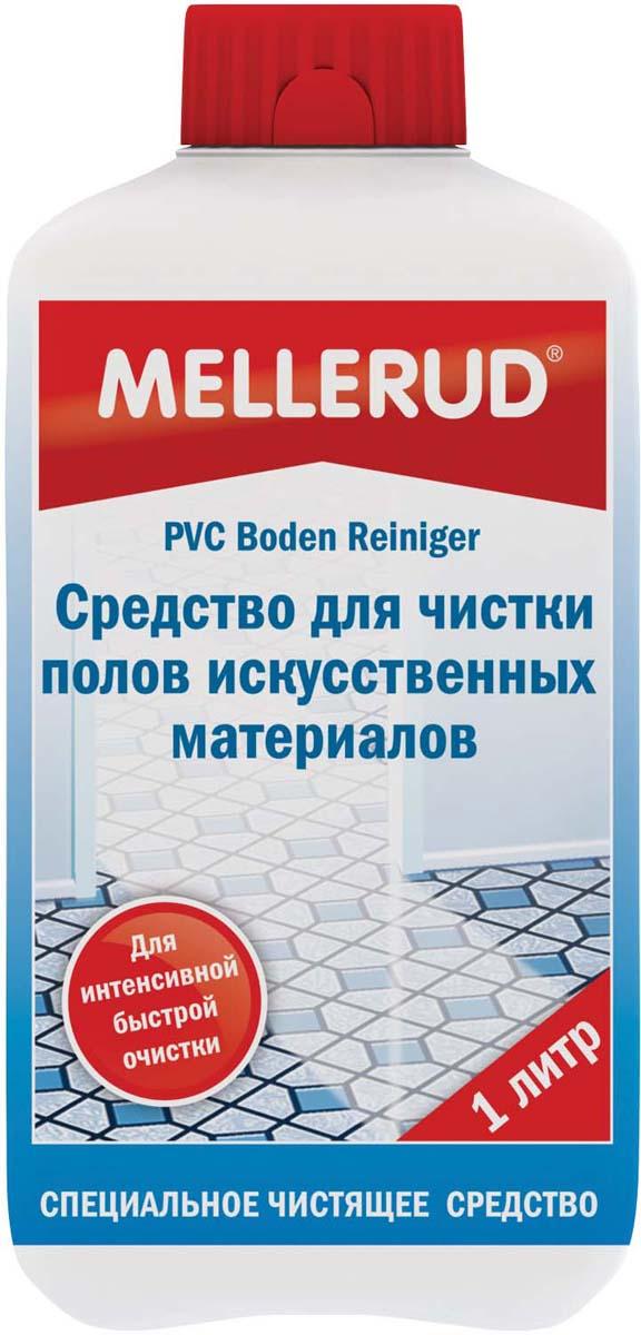 Средство для чистки полов из ПВХ Mellerud, 1 л320Без проблем удаляет въевшуюся грязь, жирные и маслянистые отложения, застаревшие загрязнения, следы от моющих средств, воск и другие отложения. Подходит для всех видов полов из искусственных материалов, ПВХ, резины, линолеума и т.д.Применение. В зависимости от степени загрязнения средство наносится в чистом виде (пол предварительно необходимо смочить) или разводится водой в пропорции 1:5. Наносится тряпкой, равномерно распределяется и оставляется на короткое время. Затем протереть пол и промыть чистой водой. При въевшихся загрязнениях процесс повторить.Внимание. Сильно блестящие поверхности могут стать матовыми. Поэтому перед применением проверить на незаметном участке поверхности.